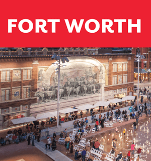 Forth Worth new for 2019